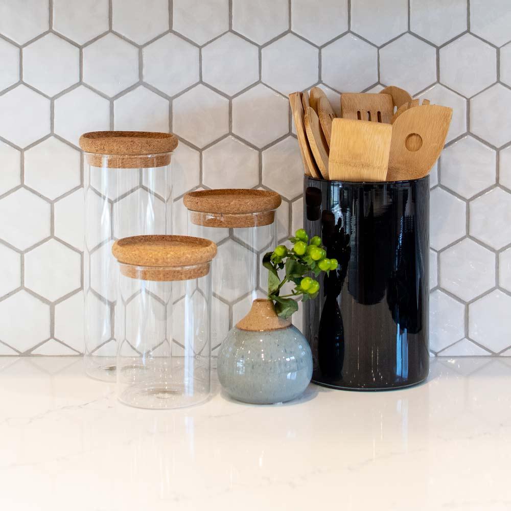 blue-kitchen-white-hex-jars